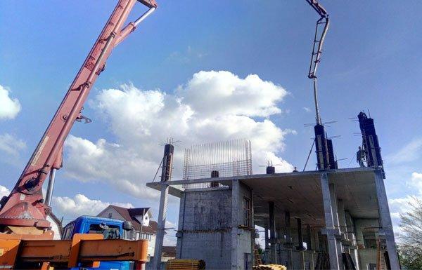 Купить бетон Киев, Крюковщина
